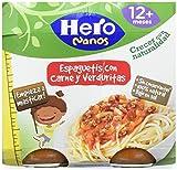 Hero Nanos Potito de Espaguetis con