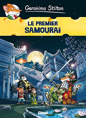 Geronimo Stilton - Tome 12: Le premier samouraï