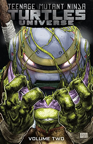 Teenage Mutant Ninja Turtles Universe, Vol. 2: The New Strangeness