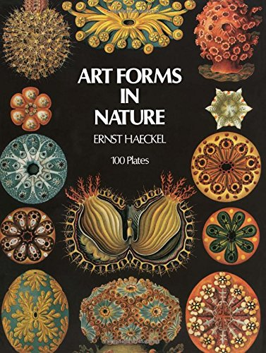 Art Forms in Nature par Ernst Haeckel