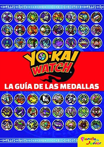 Yo-kai Watch. La guía de las medallas