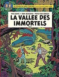 Blake & Mortimer, tome 26 : La Vallée des Immortels, tome 2 : Millième Bras du Mékong par Yves Sente