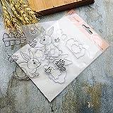 YunYoud Metall Stanzformen Stamp Schablonen DIY Scrapbooking Fotoalbum Dekor Prägung prägeschablonen stanzschablonen stanzen günstig spellbinders stempelkissen schablonen