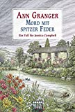 Mord mit spitzer Feder: Ein Fall für Jessica Campbell (Allgemeine Reihe. Bastei Lübbe Taschenbücher)