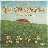 Der Olle Hansen 2019 - Von Pit Schulz - Broschürenkalender - Format 30 x 30 cm