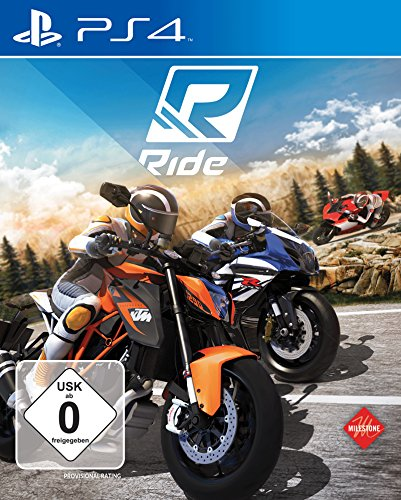 Ride [Playstation 4]