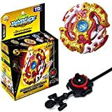 #4: AncientKart Beyblade Burst Legend Spriggan.7.Mr with Launcher and Ripcord (B86)