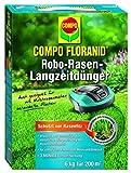 Compo Rasenpflege Floranid Rasen-Robo Langzeitdünger 6 kg für 200 m²