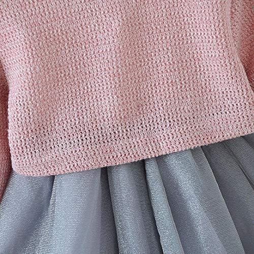 ღ Uomogo Royal Vestiti Della Neonata Del Bambino Floral Pattern