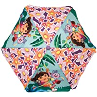 Dora The Explorer Beach Umbrella