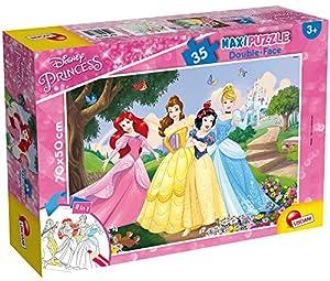 Lisciani Giochi 66704.0-Princess Puzzle DF Supermaxi 35