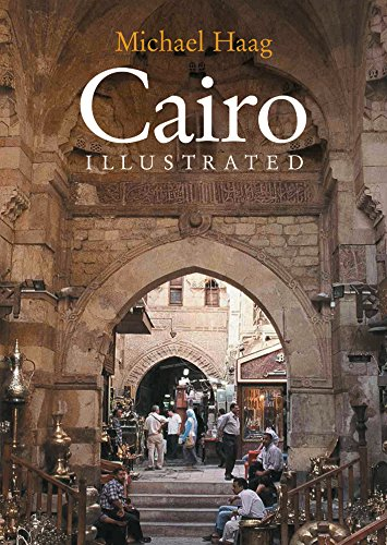 Cairo Illustrated por Michael Haag