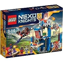 LEGO NEXO KNIGHTS Merlok's Library 2.0 288pieza(s) juego de construcción - juegos de construcción (8 año(s), 288 pieza(s), 14 año(s))