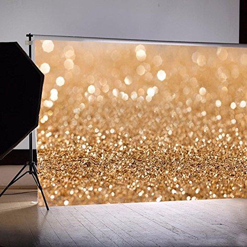 Fotohintergrund Fotografie Stoffhintergrund Stoff Hintergrund Kulissen - Brilliant glitter Bokeh funkeln Licht Spot Kulisse Fotostudio Bildhintergrund Backdrops Foto Props - 2.1×1.5M (Ostern Foto Prop)