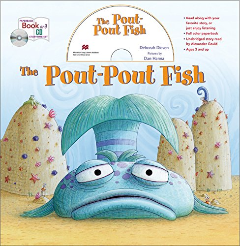 The Pout-Pout Fish [With CD (Audio)] por Deborah Diesen