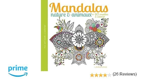 Amazon.fr - Mandalas Nature et animaux - Collectif - Livres