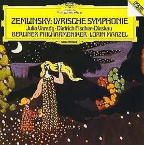 Zemlinsky:Lyrische Symphonie [Import USA]