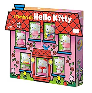 Multiprint - 0011 - Loisir Créatif - Maison 7 Figurines - Hello Kitty