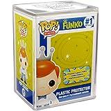 Funko Pop! 3.75-Inch Vinyl Plastic Protector, Standard Packaging for Action Figures - 6520