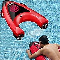 ZQYR# Tabla de Natación eléctrica - Tabla de Surf para Drills - Equipamento Profesional de Natación - Recursos de Entrenamiento para Nadar - Capacidad de la batería: 19.8Ah / 22.2V