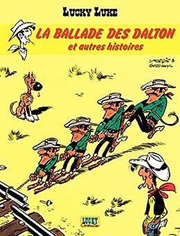 Lucky Luke - tome 17 – La Ballade des Dalton et autres histoires