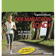Der Marathon Coach - Immerwährender Tagesabreißkalender, Sport, Motivation  -  15 x 14 cm