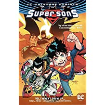 Super Sons Vol. 1: When I Grow Up (Rebirth) (Super Sons: Rebirth)
