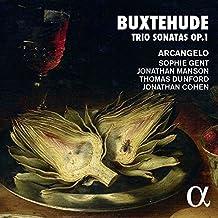 Sonates en trio op. 1, BUXWV 252-258