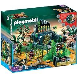 Playmobil Piratas - Isla misteriosa (626690)
