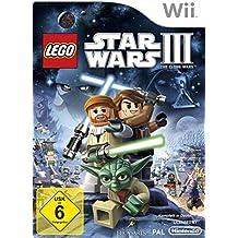 Lego Star Wars III The Clone Wars Nintendo Wii
