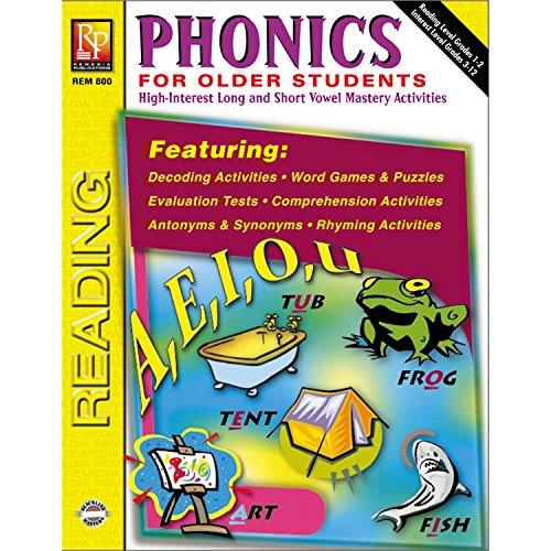 Remedia PUBLICATIONS REM800Phonics für ältere Studenten