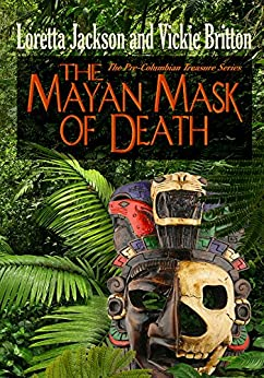 Book cover image for The Mayan Mask of Death