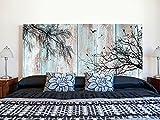 Cabecero Cama PVC Impresión Digital | Ramas 150 x 60 cm | Cabecero Original y...