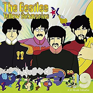 2019 Beatles Yellow Submarine 2019 Wall Calendar, Rock by ACCO Brands