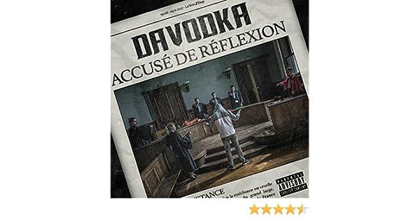 ACCUSE DAVODKA TÉLÉCHARGER REFLEXION ALBUM DE
