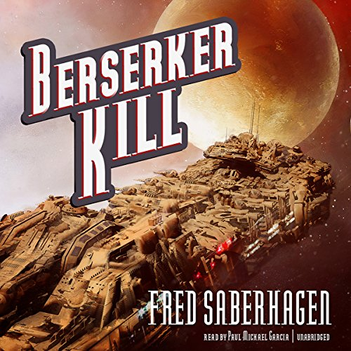 Berserker Kill  Audiolibri