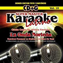 Karaoke Latino, Vol. 10: La Onda Nortena by Onda Nortena