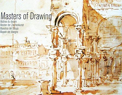 Maestros del dibujo. Láminas murales