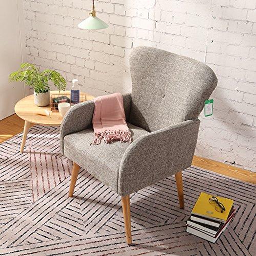 Sitzsäcke Lazy Sofa Nordic Style Wohnzimmer Tuch Freizeit Single Sofa Schlafzimmer Balkon Kleine...