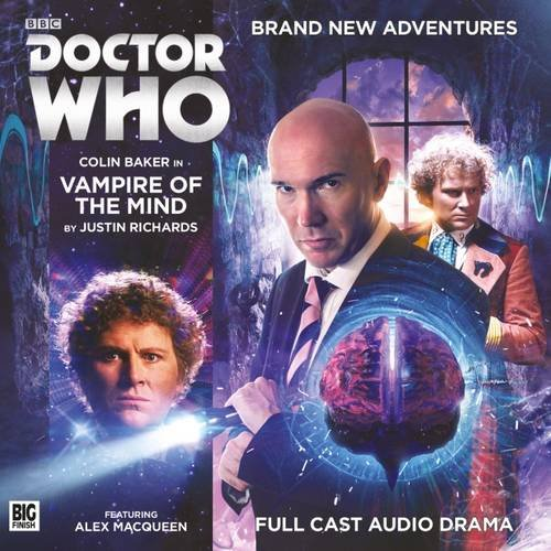 Vampire of the Mind (Doctor Who Main Range)
