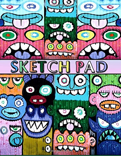 Free Download Sketch Pad Graffiti Art Cover Sketch Book