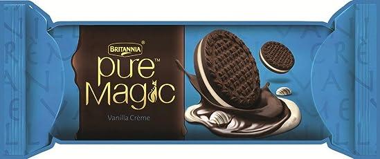 Britannia Pure Magic Vanilla Cream, 100g