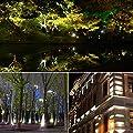 Tomshine COB Led Garten Beleuchtung, Gartenleuchte, Gartenstrahler, Rasenstrahler, IP65 Wasserdicht, 5W/500LM für Outdoor, Garten, Hof, Rasen