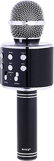 Magideal 2in 1Bluetooth kablosuz mikrofon ve hoparlör KTV Karaoke 5W Karaoke vokal sahne Car Stereo Auto için 100Hz–10