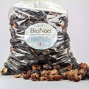 Noci del Sapone - Detersivo vegetale naturale - 1000 grammi