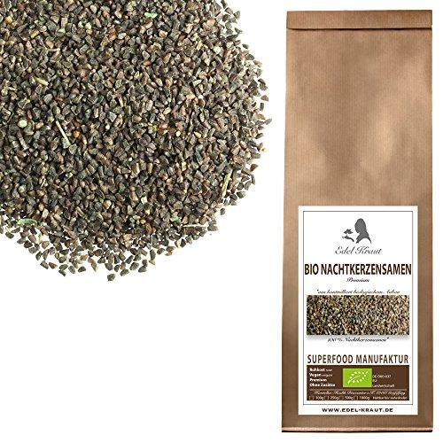 Bio Nachtkerzensamen - Evening Primrose Seeds Organic 100g