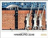 Elbmetropole Hamburg Kalender 2018, Großformat, von Druckschätze.de: Der neue Hamburg-Kalender: Typische Motive aus ausgefeilten Perspektiven. ... Hamburg bei Druckschätze.de / Nehr & Co. GmbH