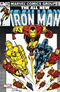 Semic Distribution - Figura de Juguete Iron Man (MSS010G)