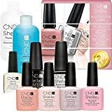 CND Shellac Starter Set Large - Nude Edition - Spar Kit 25 % geschenkt