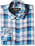 Dennison Men's Formal Shirt (SS-17-070_4...